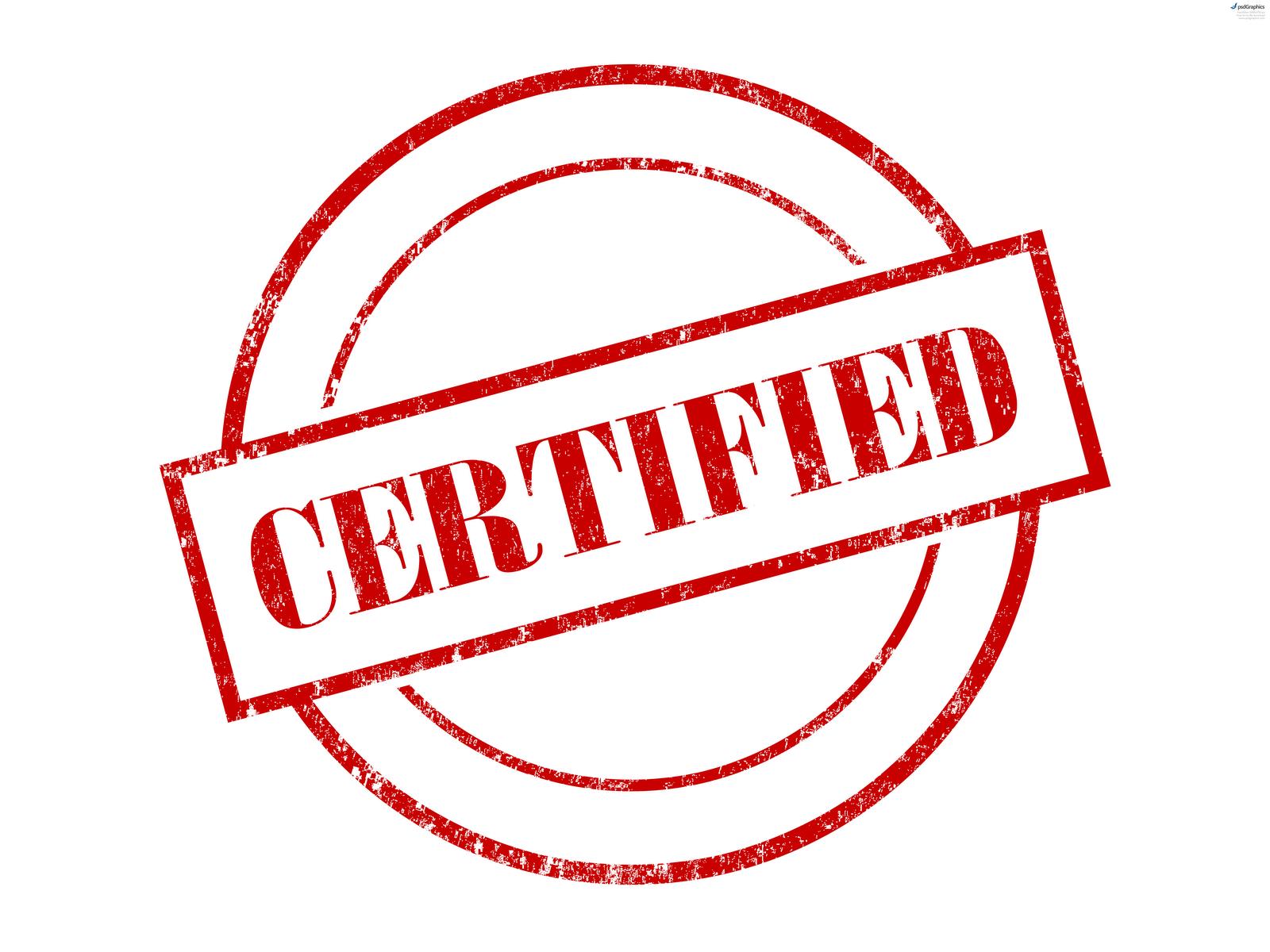 HACCP SQF Certification