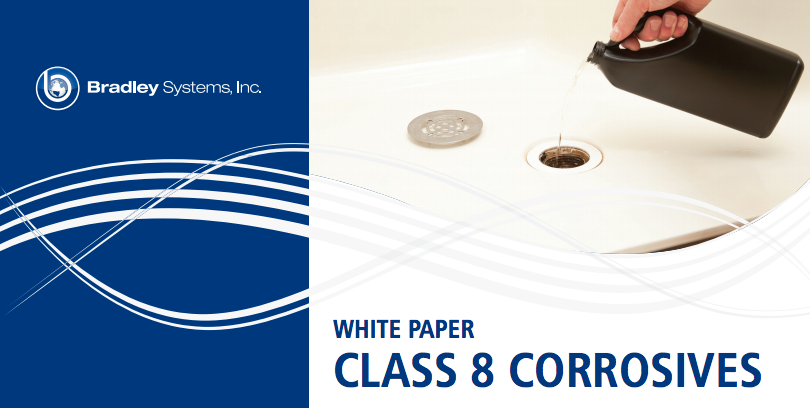 Read Our New White paper on Class 8 Corrosive Substances!